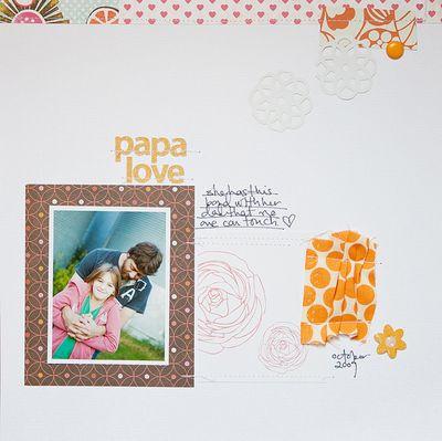 Papa love marcy2