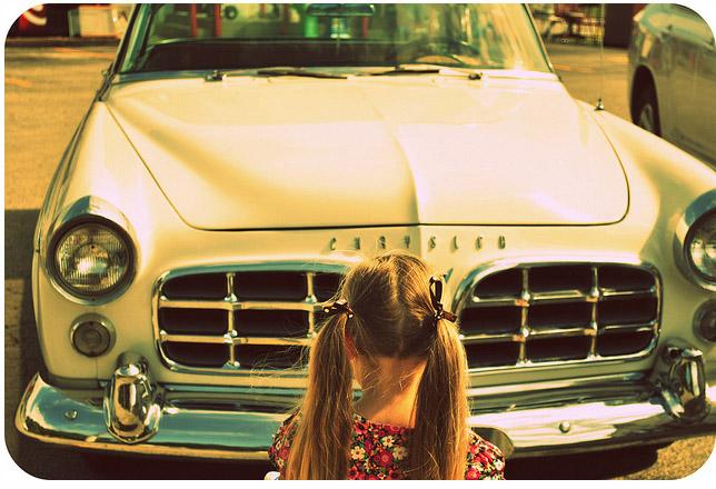 Pigtails car
