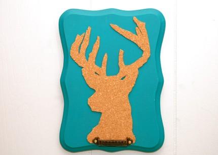 DeerCorkboard