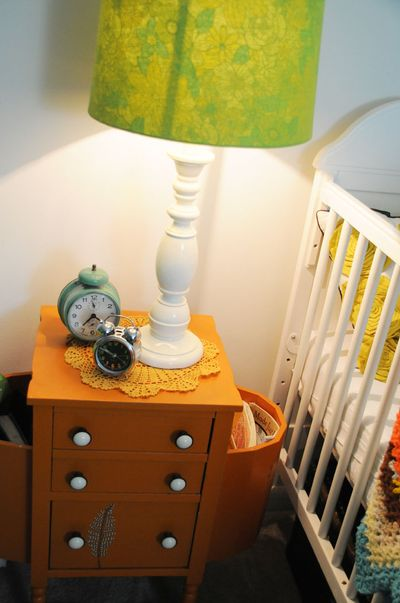 Gracie space lamp