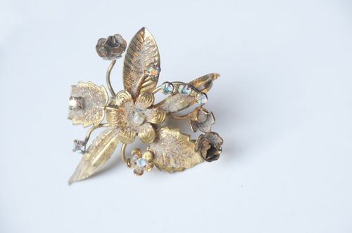 Brooch ring 1