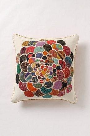 Hd flower pillow