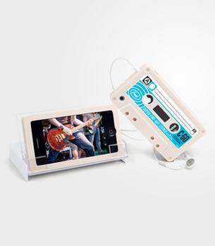 IPhone cassette