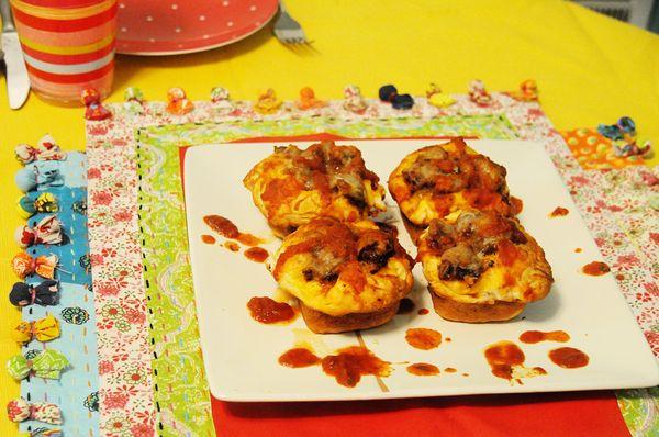 Pizza cupcake2