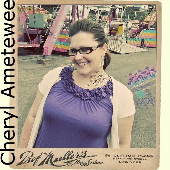 Cheryl Ametewee...Columbia, Maryland