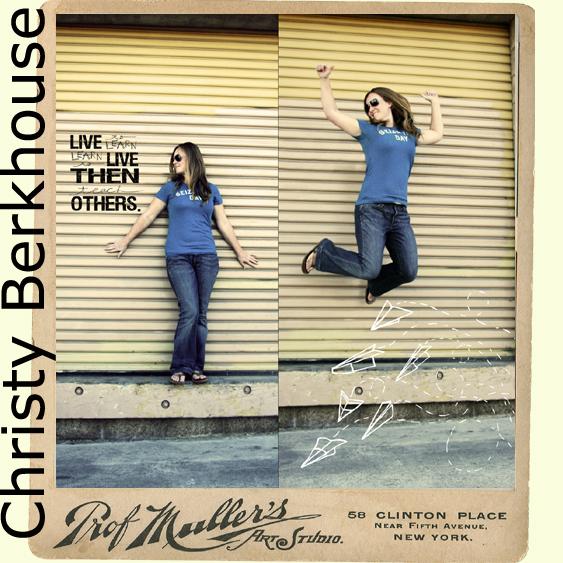 Christy Berkhouse...San Diego, California